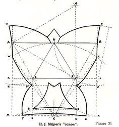 Falconry hood pattern
