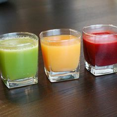 4 Clean Juice Recipes for a Healthy Summer