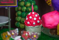 Willy Wonka and the Chocolate Factory Birthday Party Ideas | Photo 1 of 30 | Catch My Party