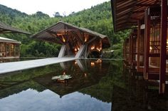 Crosswaters ecolodge, China!!