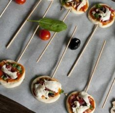 Pizza-Sticks