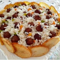 Vegetable Pizza, Tapas, Baking, Vegetables, Kitchen, Desserts, Instagram, Emoji, Food Ideas