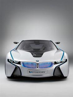 2010 BMW Vision EfficientDynamics Concept Image