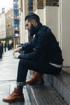 casual cool mens fashion .