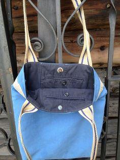 s c h i l l e r's p l a t z l i: Eine Upcycling - Tischdecken - Hosen - Tasche / bag, nähen, sew, Marketbag, tote, Handarbeit, craft, handcraft,