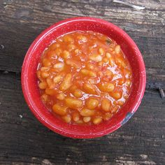 Over a Tuscan Stove- Tuscan beans in tomato sage sauce