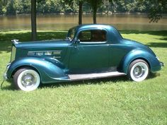 1937 Packard 120  2+2   3-window Coupe