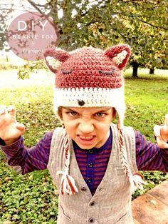 DIY bonnet renard par www.lesdessousdefifijolipois.com