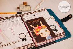 The Mintgreen Polkadot | Planner Love: Filofax Eyecandy of the Week – No. 1 | http://themintgreenpolkadot.com