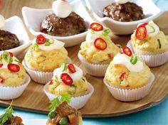 Unser beliebtes Rezept für Mini-Muffins und mehr als 55.000 weitere kostenlose Rezepte auf LECKER.de.