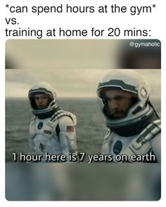 Can spend hours at the gym vs. training at home for 20 minutes - gym humor Workout Memes, Gym Memes, Gym Humor, Gym Workouts, Fitness Humor, Funny Workout, Funny Fitness, Women's Fitness, Fitness Quotes