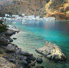Loutro, Sfakia, Creta