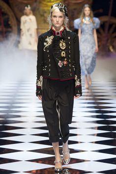 Dolce & Gabbana, Look #1