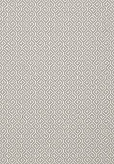 Thibaut Fabric Geometric: Kyra Key in Grey. Fabric Textures, Textures Patterns, Fabric Patterns, Tiles Texture, Texture Design, Fabric Design, Pattern Design, Wall Colors, Paint Colors