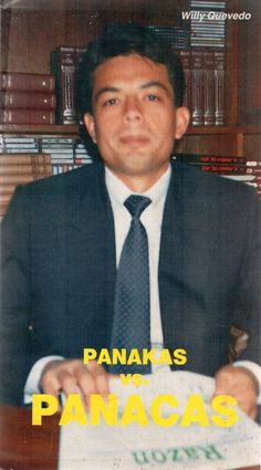 Panakas vs. panacas / Willy Quevedo./ F 3620 Q4