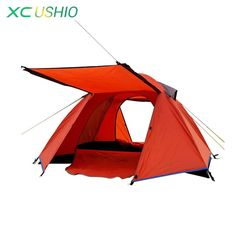 49.90$  Watch now - http://aliozz.worldwells.pw/go.php?t=32224849145 - 2 Person Double Layer Outdoor Camping Tent Windproof Rainproof Mosquito Net Portable Summer Tent for Hunting Fishing On Sale