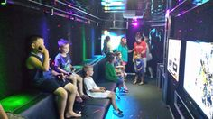 North Texas Xtreme Gaming can bring a lot of smiles to your Back to School Party!  www.ntxgaming.com