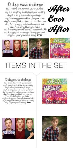 """""""Day three"""" by imagines-about-boys ❤ liked on Polyvore featuring art"""