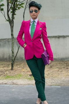 10 Fresh Ways to Wear a Silk Scarf #purewow #accessories #fashion