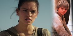 Is This The Actual Answer to Rey\'s Parentage In The Force Awakens?
