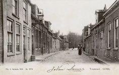 Voorstad begin 1900