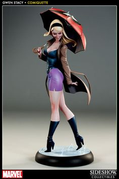 Gwen Stacy Comiquette (J Scott Campbell Collection) Pre-Orders Go Live