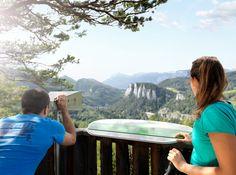 am Semmering ©Wiener Alpen, Foto: Florian Lierzer Tub, Hiking, Outdoor Decor, Paradise, Alps, Walks, Bathtubs, Trekking, Hill Walking