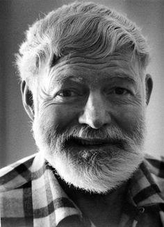 Ernest Hemingway by John Bryson, 1959.