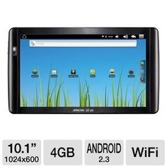 Arnova by Archos 10 G2 4GB Android Tablet (Electronics)  http://digifree.ihoste.com/cool/pins.php?p=B005P3V20E  B005P3V20E