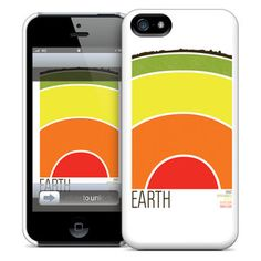 Earth iPhone Case, $25, now featured on Fab.