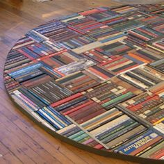 Under The Table Colorful Rugs Rug Making I Love Books Furniture Ideas Book Covers Cover Make A