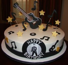 @Theresa Young...This would be a GREAT cake for your brother :)