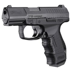 Tubarão Center - PISTOLA PRESSÃO CO2 WALTHER CP99 COMPACT - 4.5MM Find our speedloader now!  http://www.amazon.com/shops/raeind