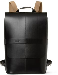 Brooks England Piccadilly Leather Backpack