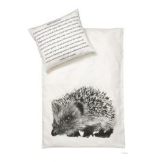 100% cotton bed linen in baby or junior sizes. Includes duvet cover and pillow slip