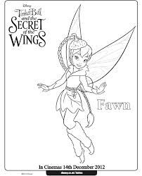 Periwinkle With Tinkerbel The Fairy Coloring Pages Fairy digis