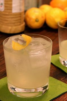 Modern-day Tom Collins.