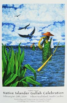 Gallery Jonathan Green - Celebrated Lowcountry Artist  from Garden's Corner, SC - Beaufort County
