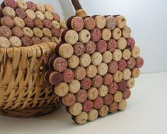 A cork trivet! Now I can recycle my corks!
