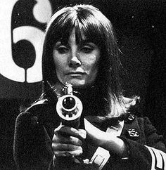 Sara Kingdom  a security officer for Mavic Chen from the 41st century, she would later join the First Doctor and Steven to work against Chen's interests. She appeared in parts four to twelve of the twelve-part 1965 serial, The Daleks' Master Plan. Her character took on elements of the companion role to replace the character of Katarina who was killed off in the same story.