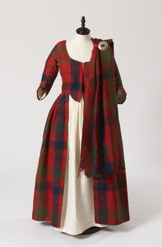 For all us Outlander fans! The Fraser Wedding Dress - used continuously by a... | gdfalksen.com
