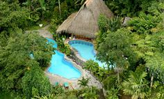 Groupon - 3-, 4-, or 5-Night Stay with Spa Credit and Daily Breakfast at The Lost Iguana Resort & Spa in Costa Rica. Groupon deal price: $369.00