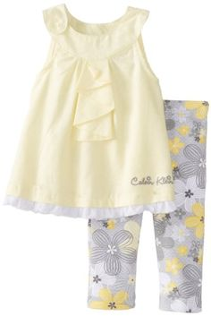 Calvin Klein Baby-Girls Newborn Tunic with Printed Leggings, Yellow, 0-3 Months Calvin Klein,http://www.amazon.com/dp/B00EOHXAUC/ref=cm_sw_r_pi_dp_RgDatb1D3VD390G4