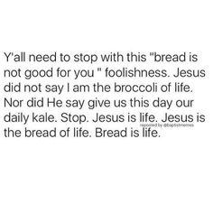 -@gmx0 #BaptistMemes #Bread #IamBread