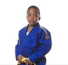 Tatami - Nova Children's Blue Jiu Jitsu Gi