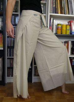 Tuto gratuit – le short/pantalon japonais                                                                                                                                                                                 Plus