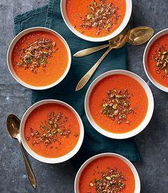 Tomato Quinoa Soup Recipe