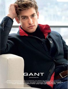 justin hopwood Gant - Gant F/W 12 (plus lookbook images)