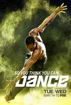 Extra Large Movie Poster Image for So You Think You Can Dance