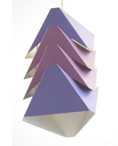 Lyfa Ekko purple suspension concepteur Louis par BomDesignFurniture